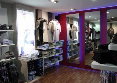 Sting Apparels Showroom
